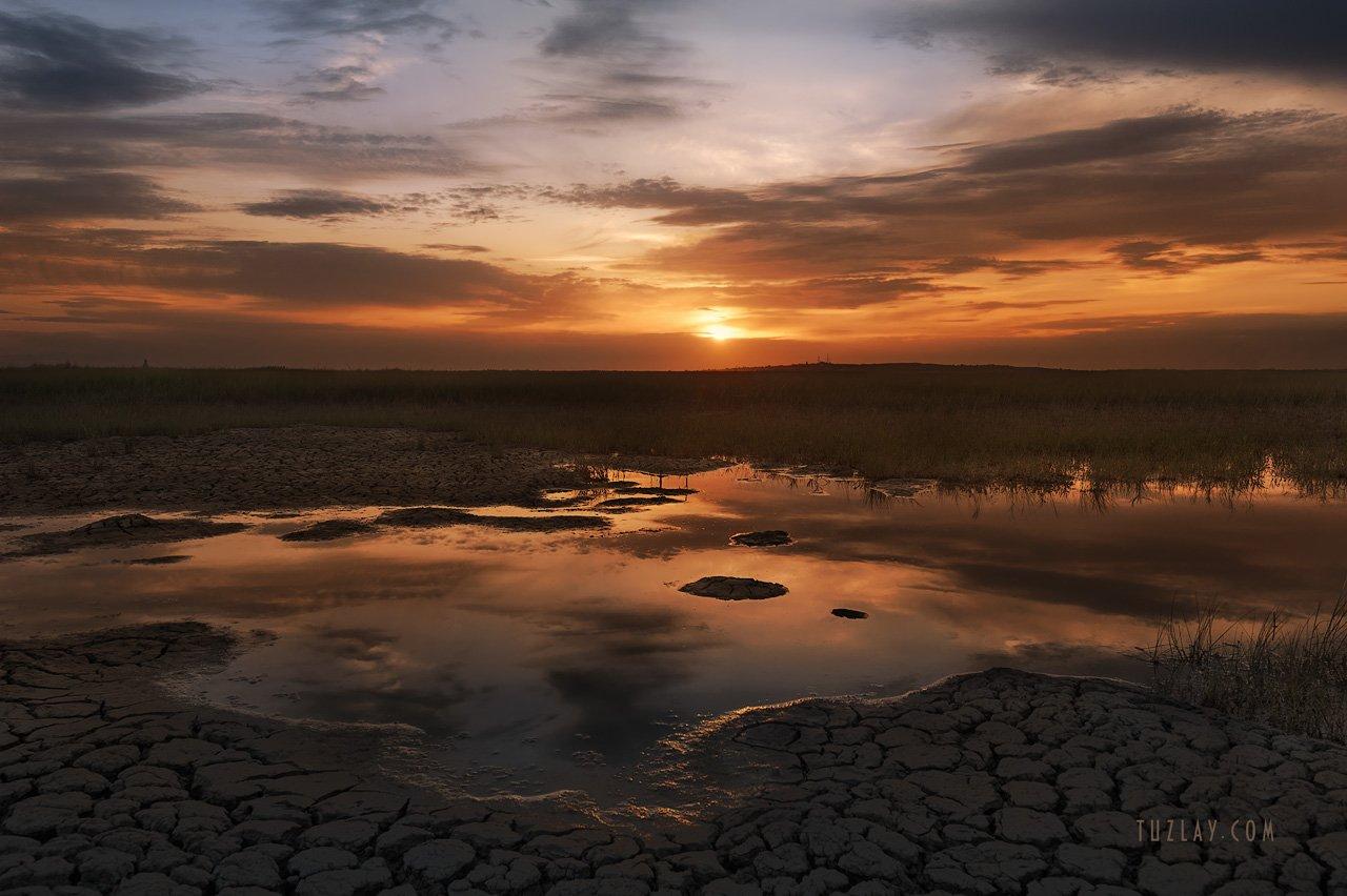 темрюк, таманский полуостров, земля таманская, грязевой вулкан, вулканы тамани, Владимир Тузлай
