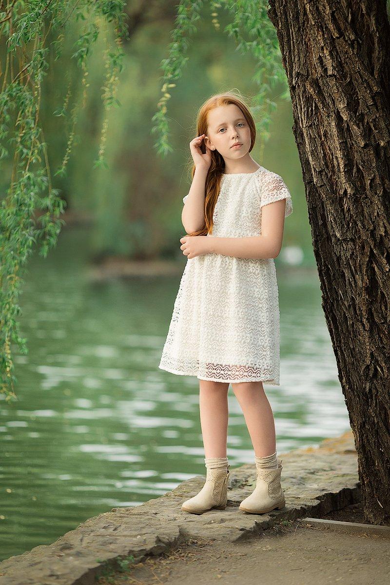 зеркальный фотоаппарат canon markiii, прогулка, фотосессия, детский и семейный фотограф, весна, красотка, девочка, праздник, закат, солнышко, улыбка, радость, рыжая девочка, эмоции, счастье, восторг, Францева Ольга