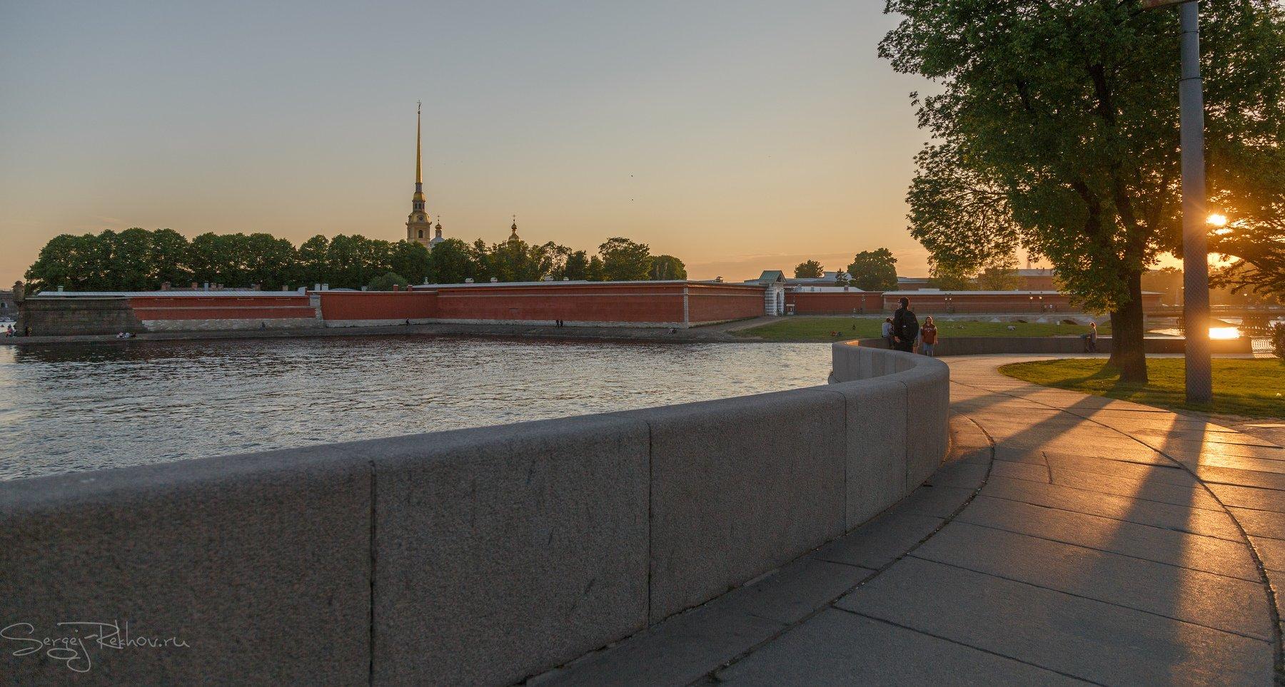 питер, санкт-петербург, спб, севернаяпальмира, вечер, rekhov, Сергей Рехов