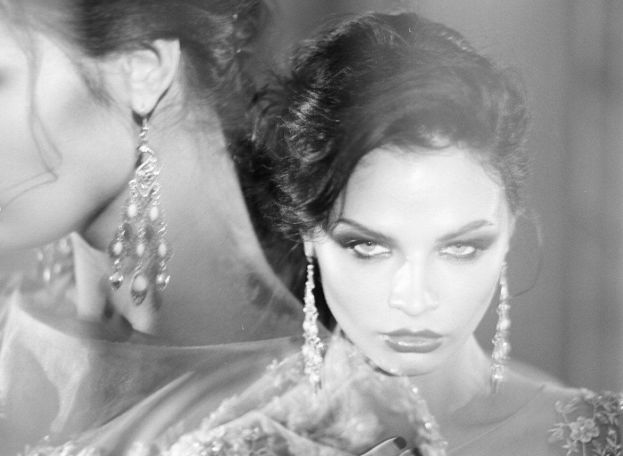 studio, makeup, style, art, light, color, portrait, model, girl, Михаил Васин