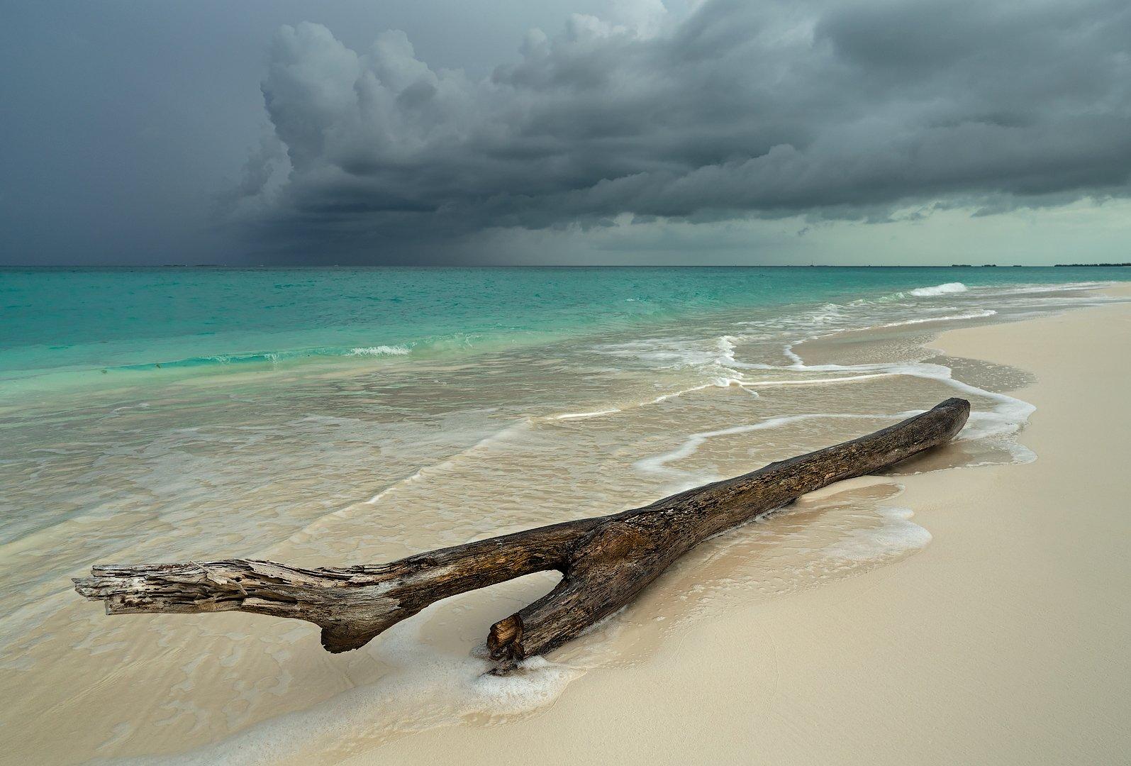 ocean, beach, clouds, storm, океан, пляж, облака, буря, G A S