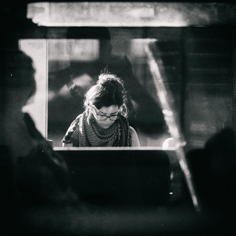 незнакомка на той стороне, жд вокзал канди, шри-ланка, Стяжкин Дмитрий