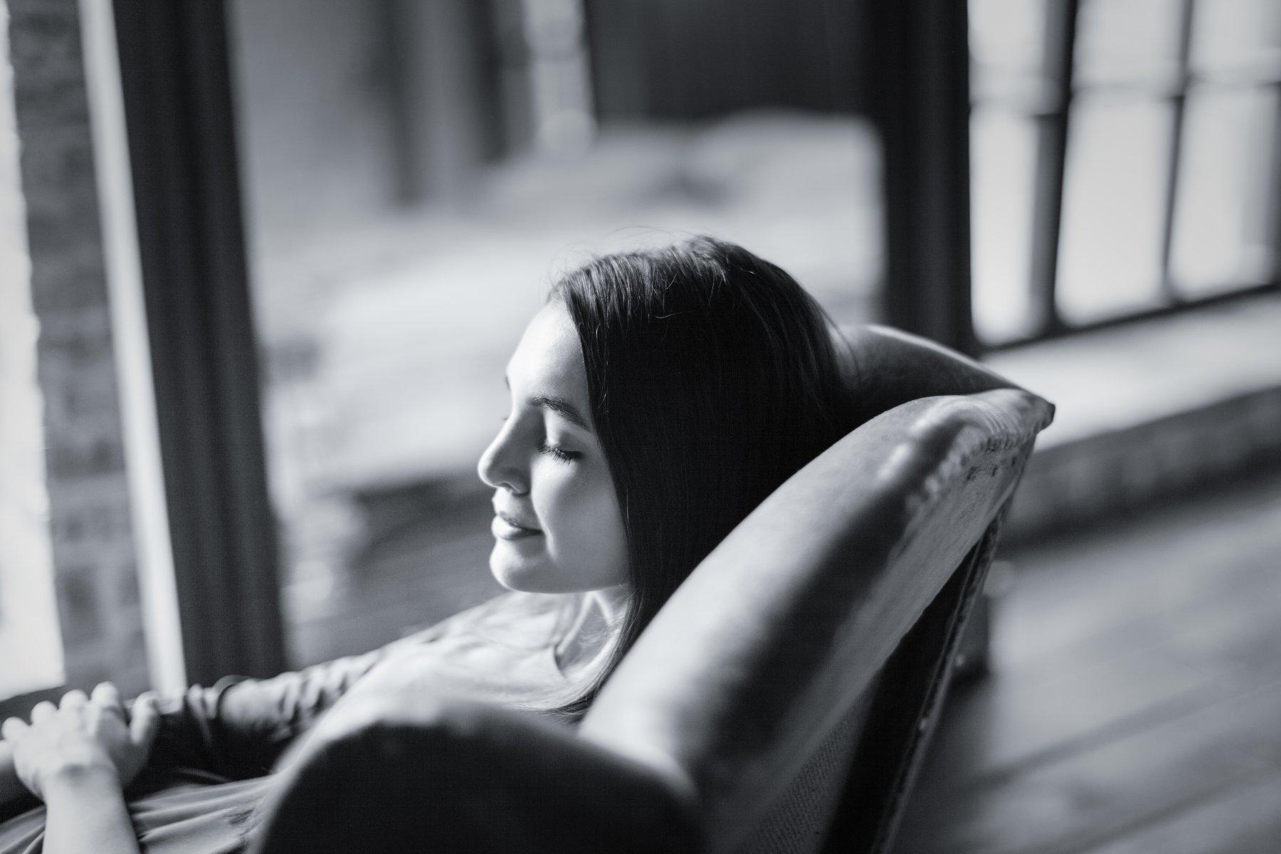 Портрет, женский портрет, студийная фотография, постановочная фотография, fine art, Григорий Мальнёв