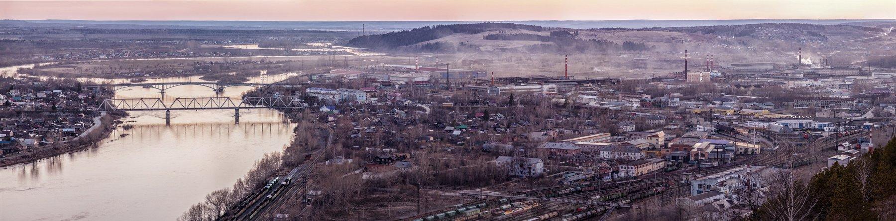 урал, пермский край, город чусовой, река чусовая, Андрей Козлов