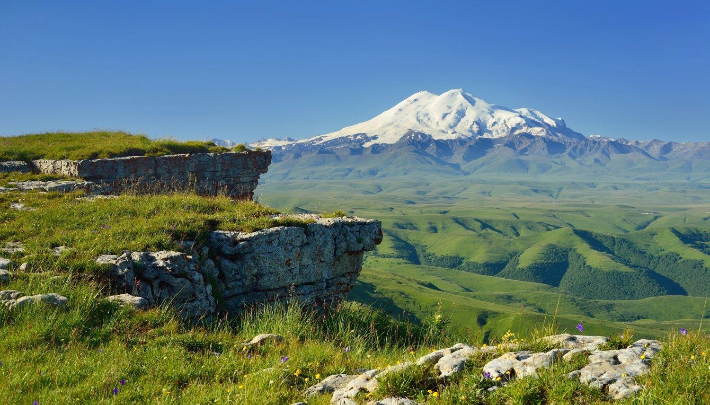 горы лето утро бермамыт, Александр Жарников