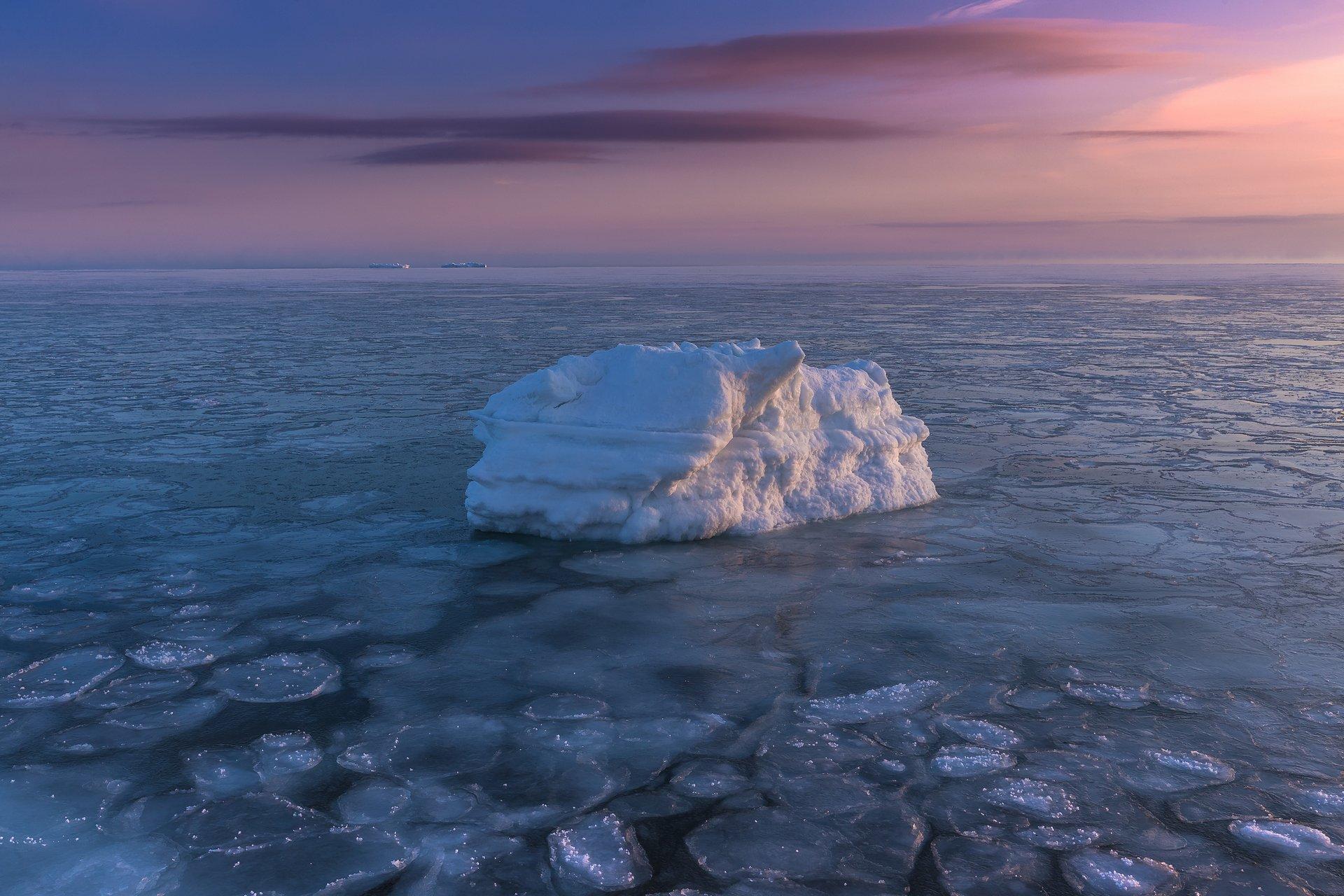 охотское море, лед, зима, мороз, море, ледостав, север, льдины, айсберг, сахалин, охотоморье, сахалинская область, зимовка на сахалине, photojourneysru, Кирилл Уютнов