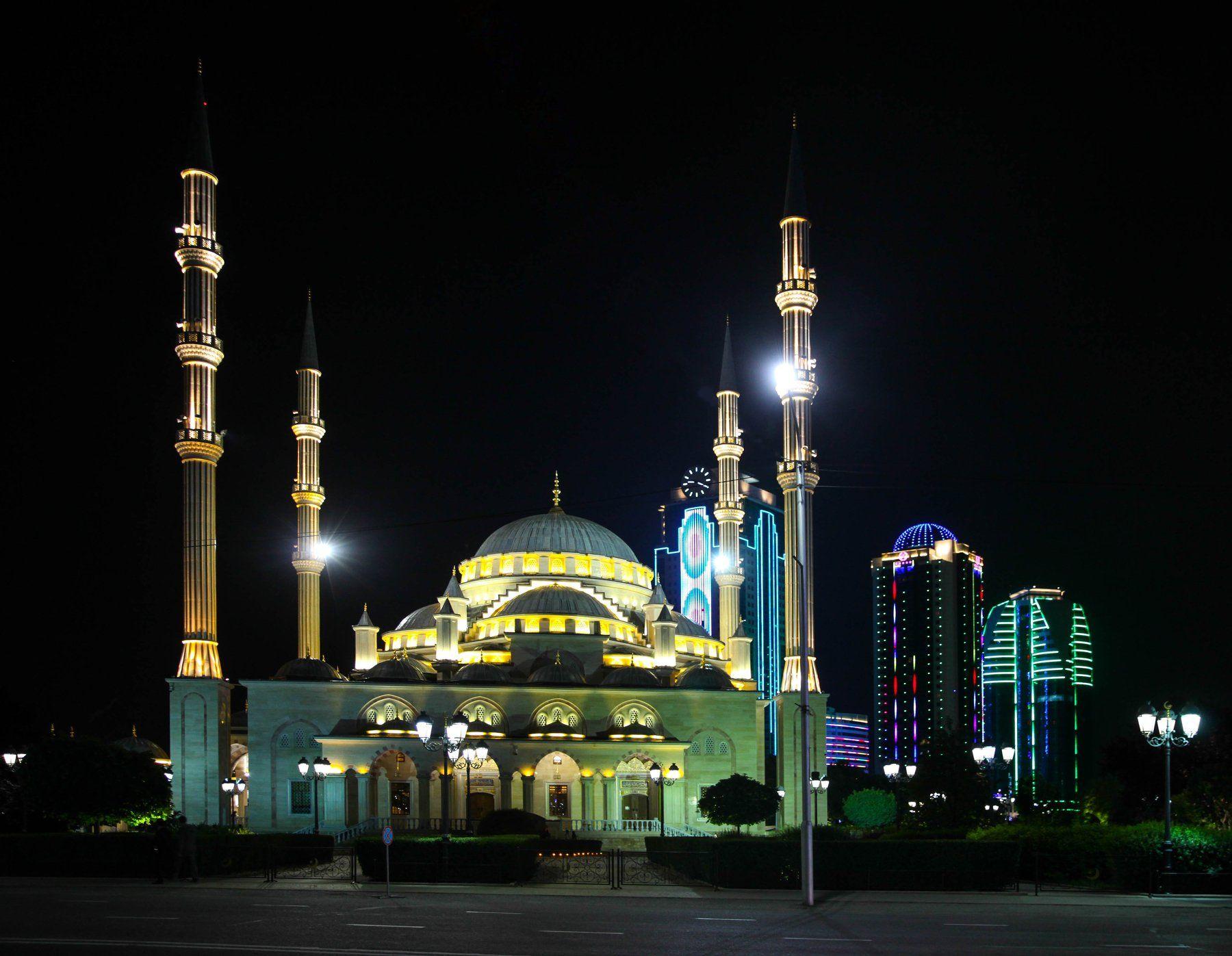 мечеть,религиозная архитектура, Марат Магов