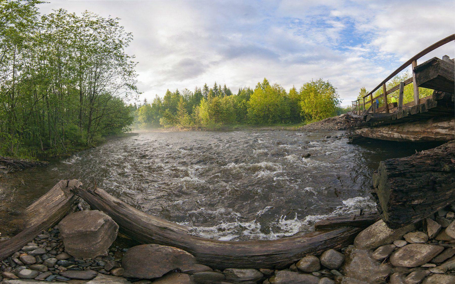 урал, свердловская область, река серебрянка, Андрей Козлов