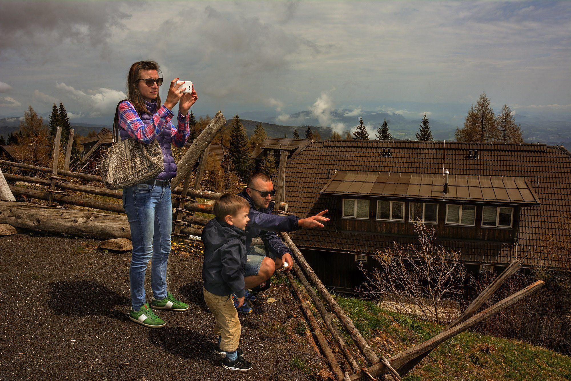 высота, альпы, горы, облака, набо, отец и сын, Дмитрий Колисниченко