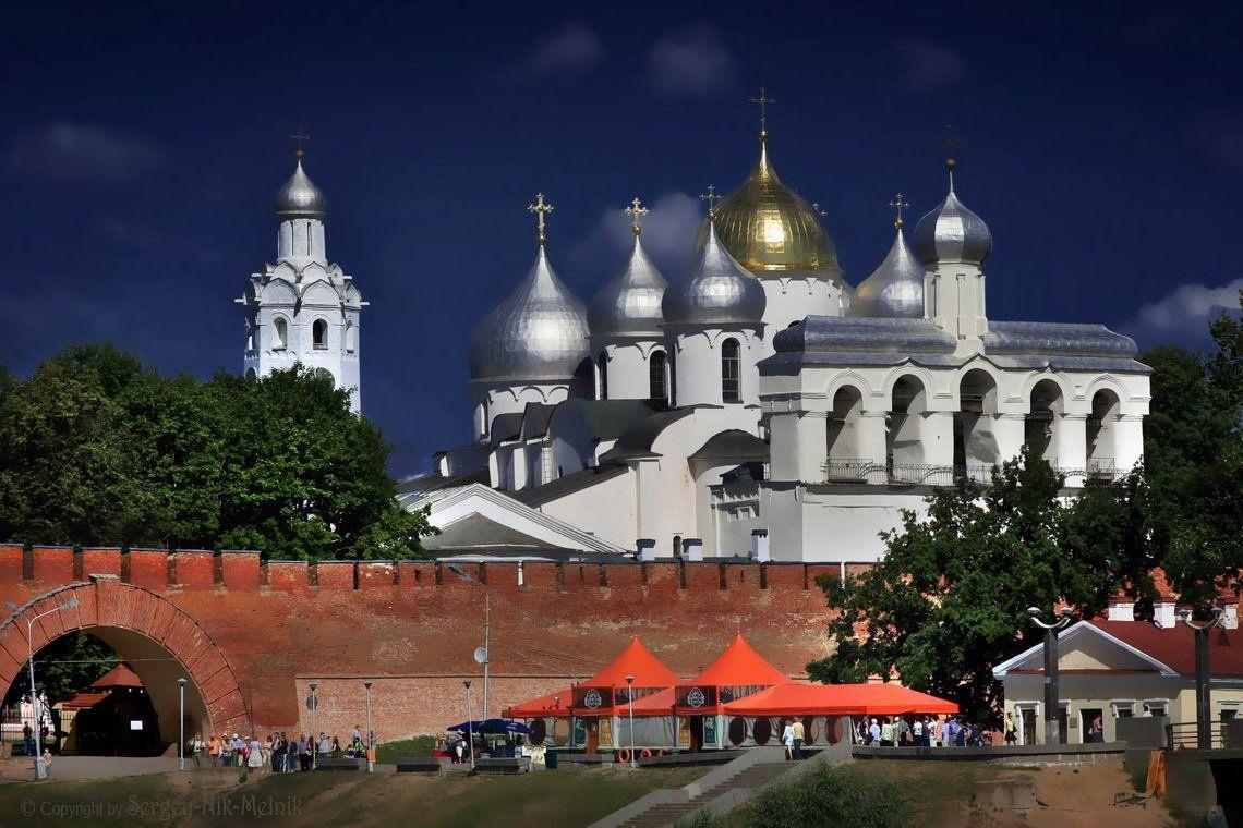 россия, новгород, собор, Sergey-Nik-Melnik.by