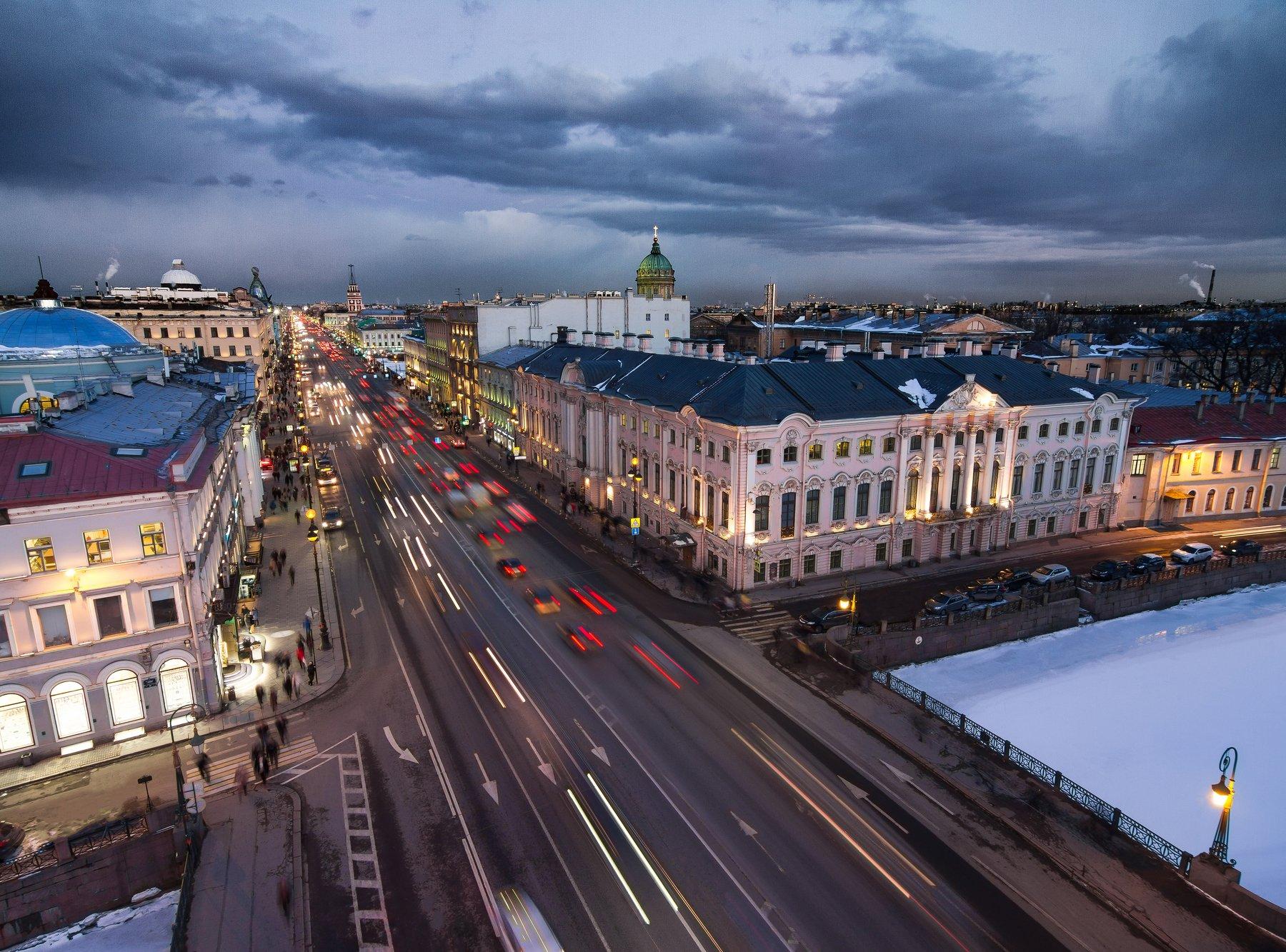 россия, петербург, санкт-петербург, крыши, rooftop, roof. above, Мария Креймер