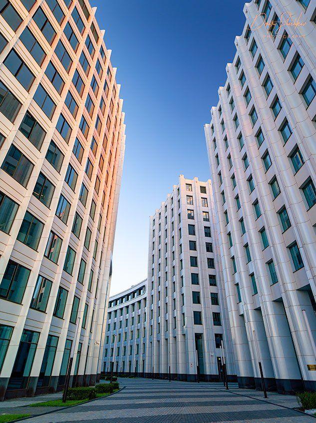 москва озерковская набережная центр деловой бизнес архитектура, Дмитрий Шишков