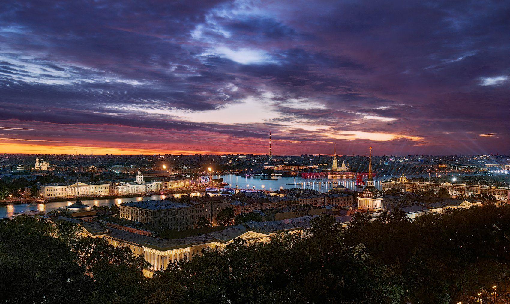 scarlet sails алые паруса санкт-петербург, Sergey Louks