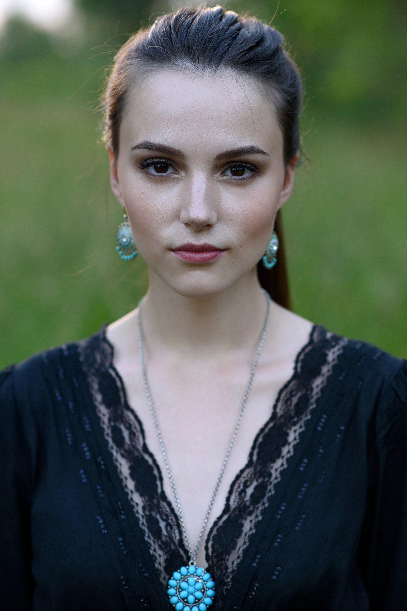 Портрет, portrait, Nikon, D750, Александр Макушин