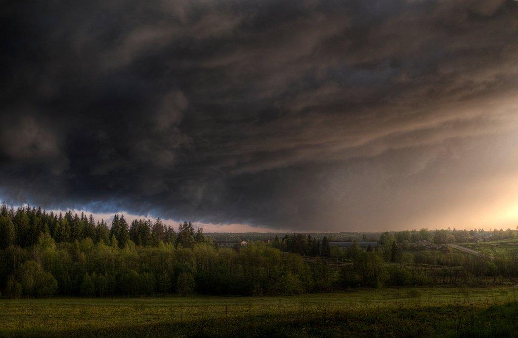 пейзаж, природа, лето, Ефимов Александр