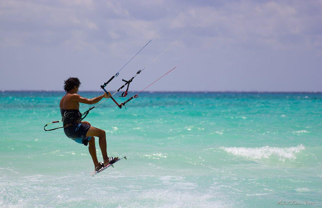 sea, , beach, , sund, power, kite, Michael Latman