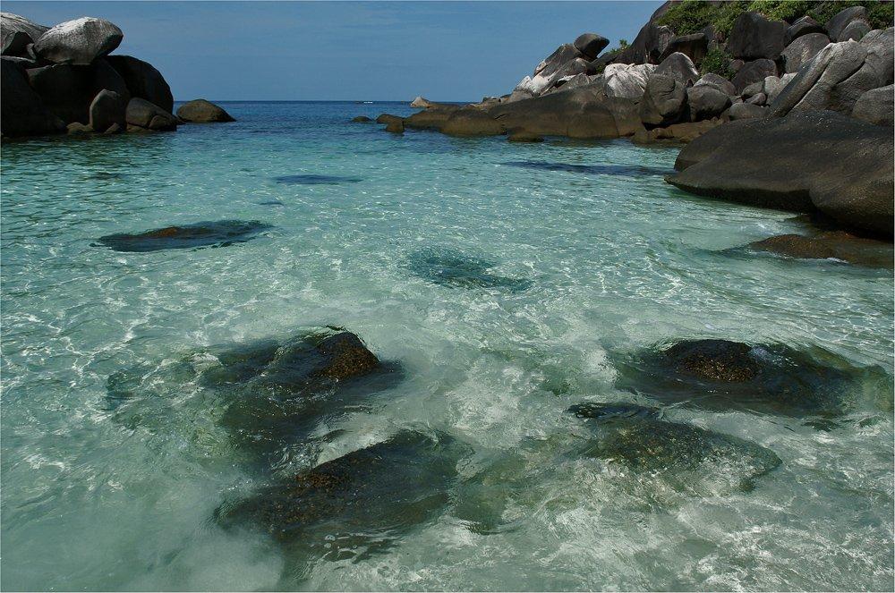 таиланд, симилановы острова, андаманское море, отдых, Сергей Гаспарян