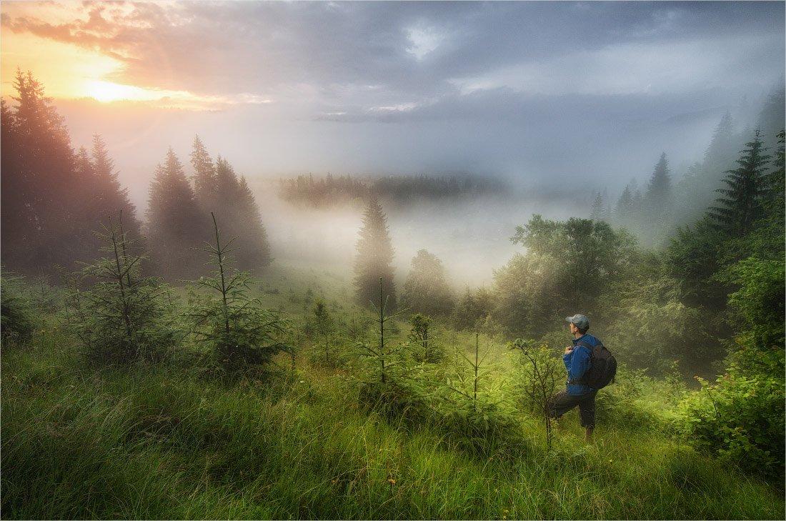 sunrise carpathians, Игорь Марценюк