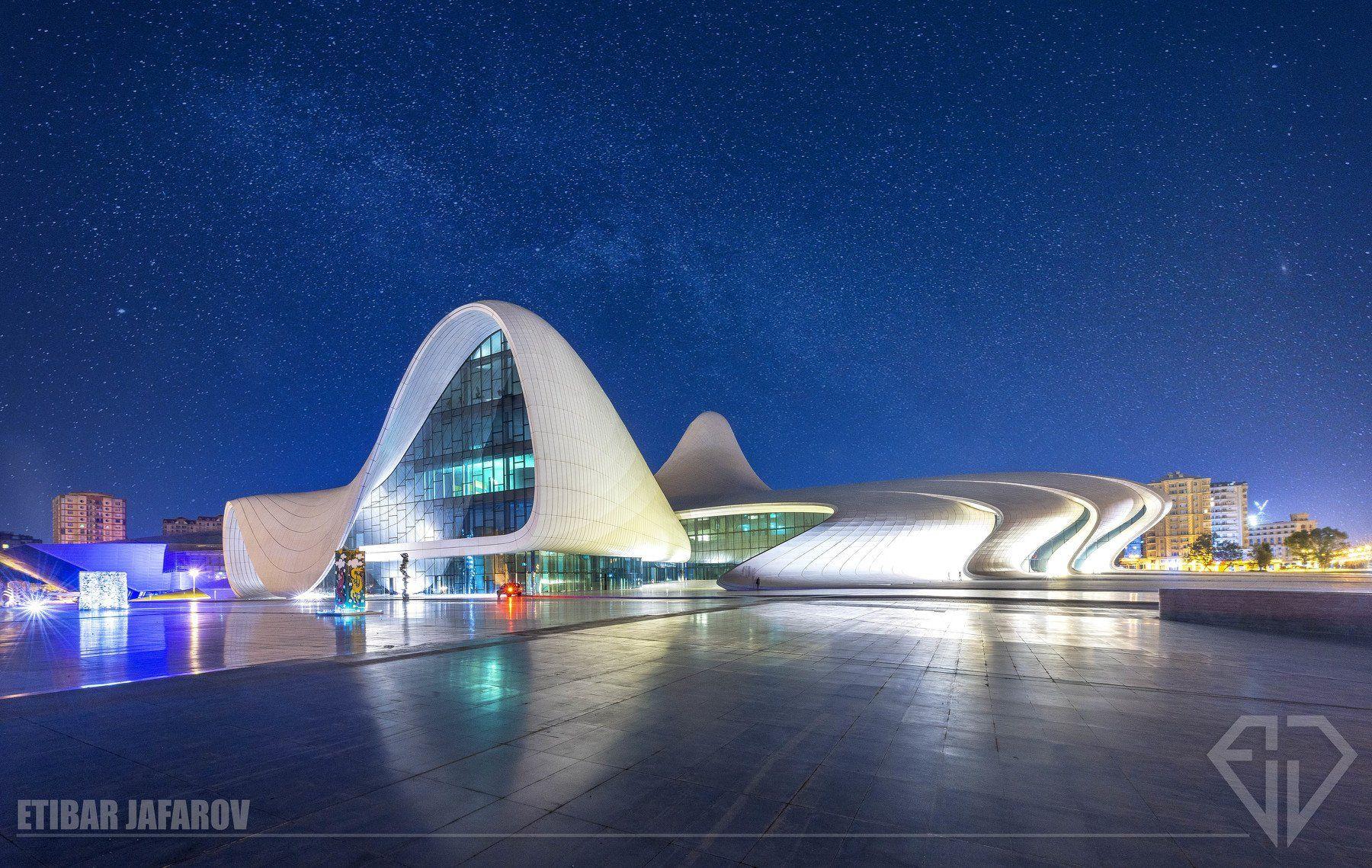 Heydar Aliyev Cultural Center (Baku), ETIBAR