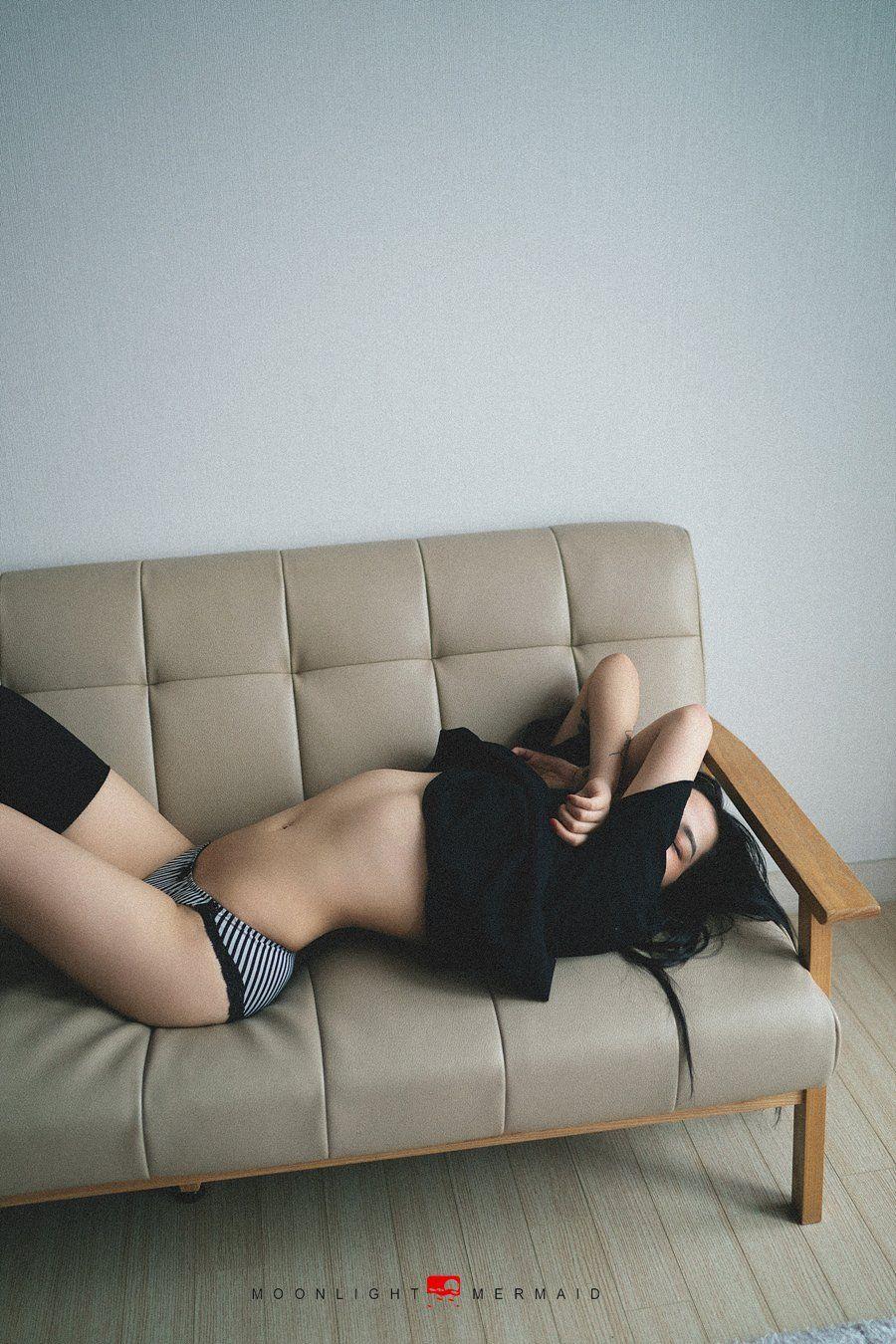#sexy #girl #woman #beauty #cute #light #night #red #seminude #potrait #underwear #female #cigarette #filmlike, moonlight_mermaid