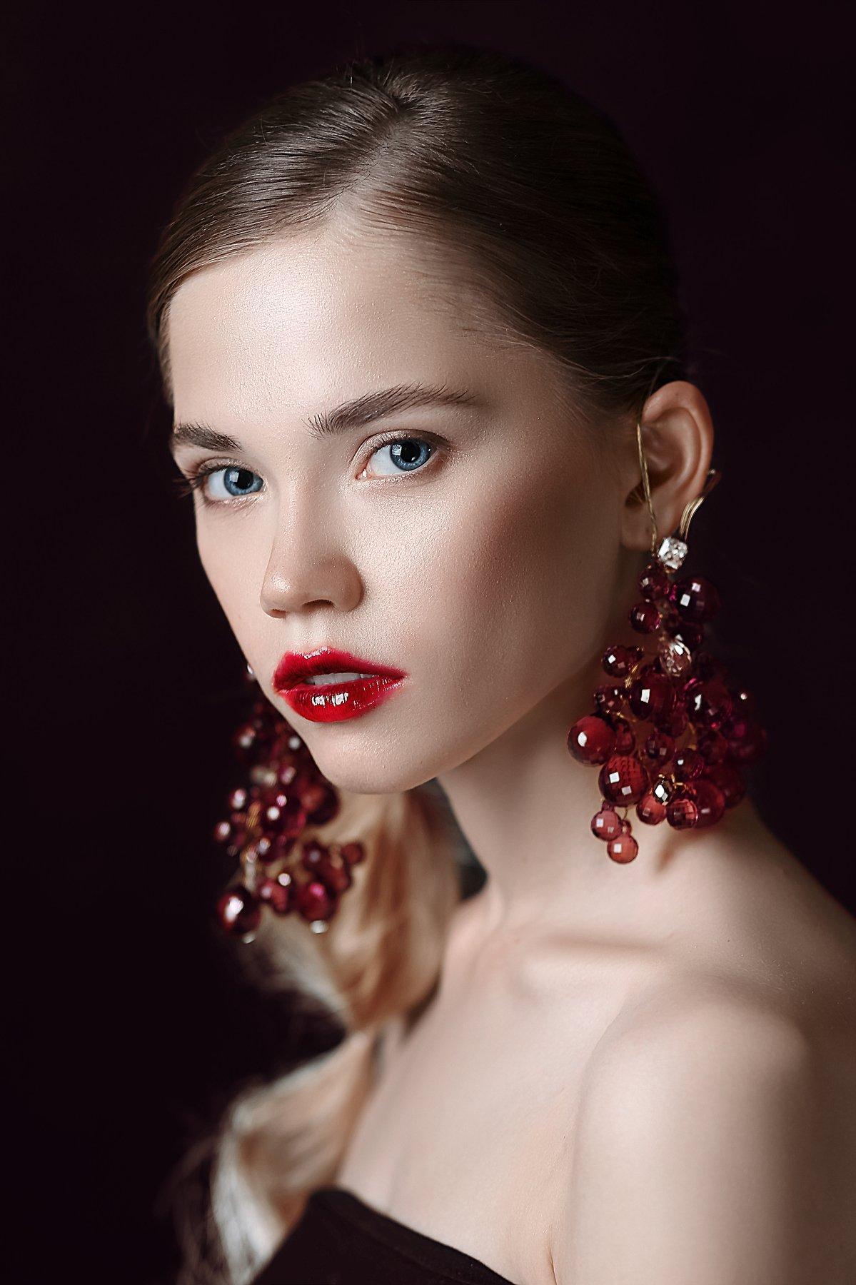 девушка модель арт art портрет бьюти красота street, Баринова Аполлинария