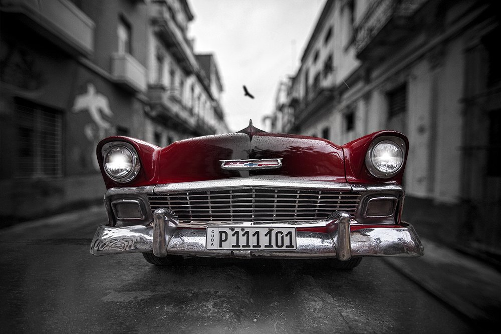 Street,Car,Cuba, Svetlin Yosifov
