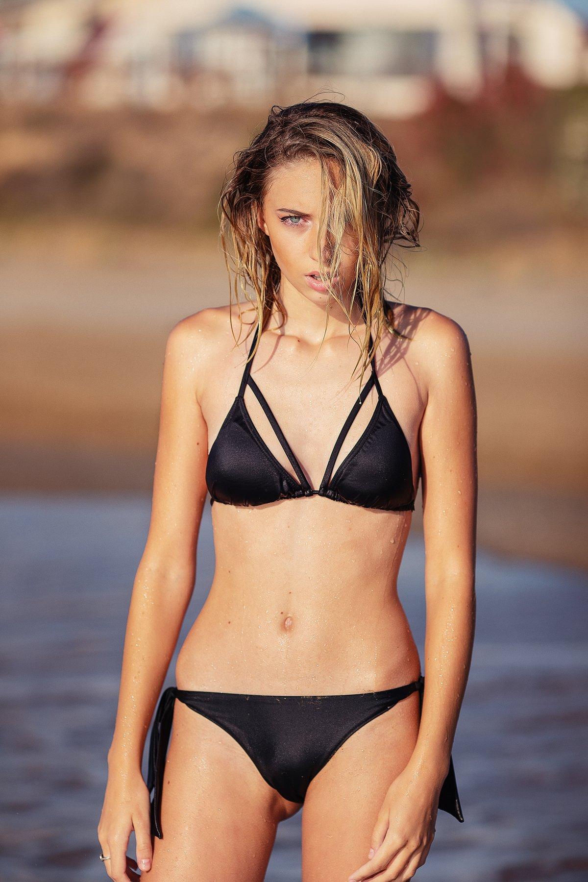 пляж , fashion , model , модель , travel, море , утро , фотосессия, Сергей Мелефара