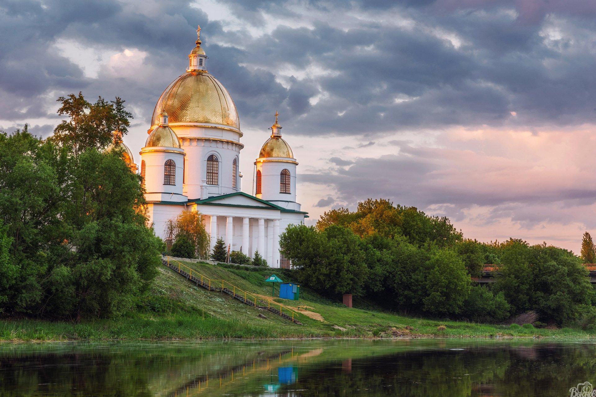 моршанск,собор,моршанский свято-троицкий собор, Вьюнов Сергей
