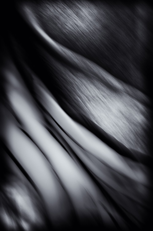 b&w waves, M jalili