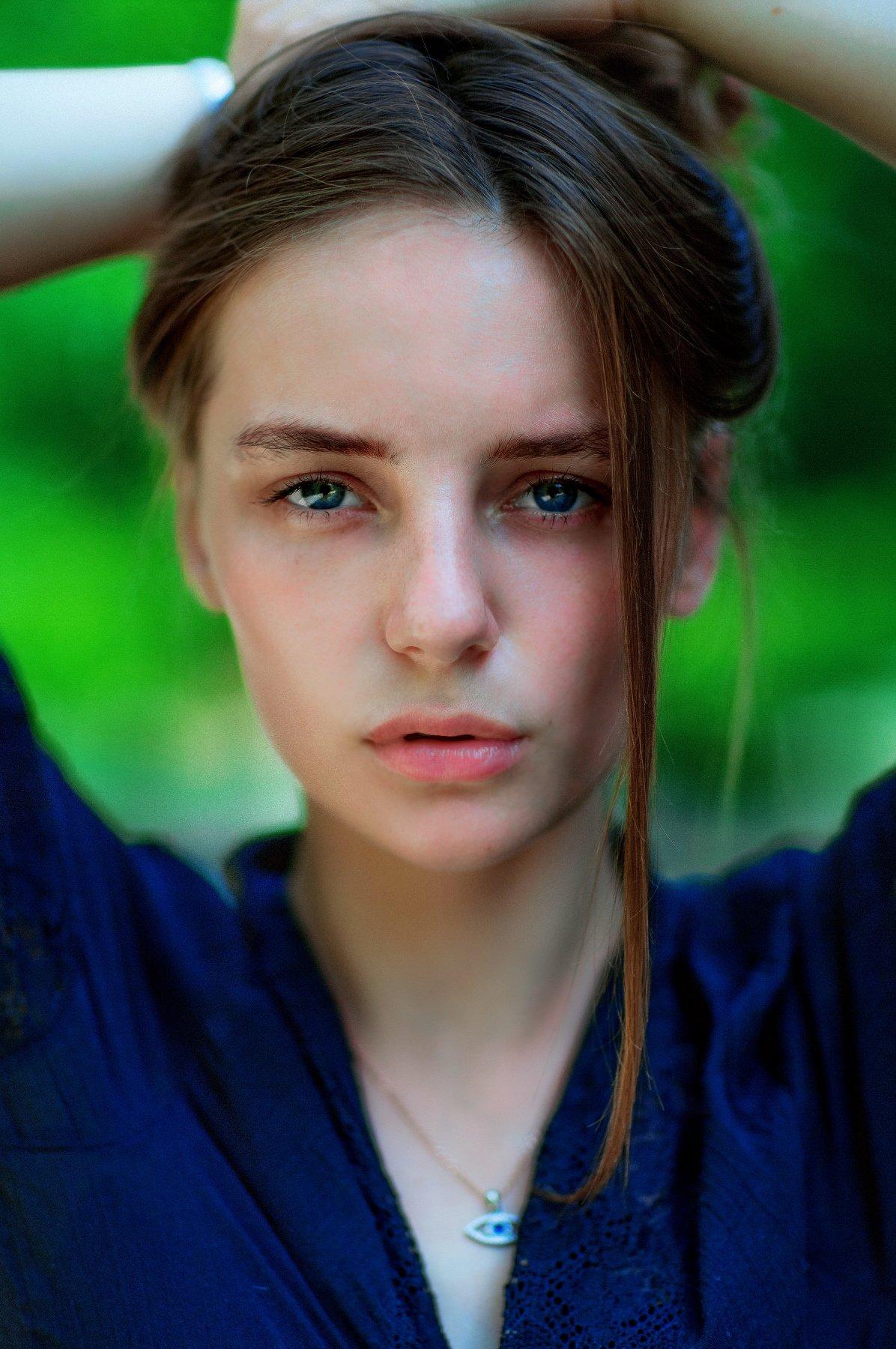 model beauty girl eyes, Салават Халиков