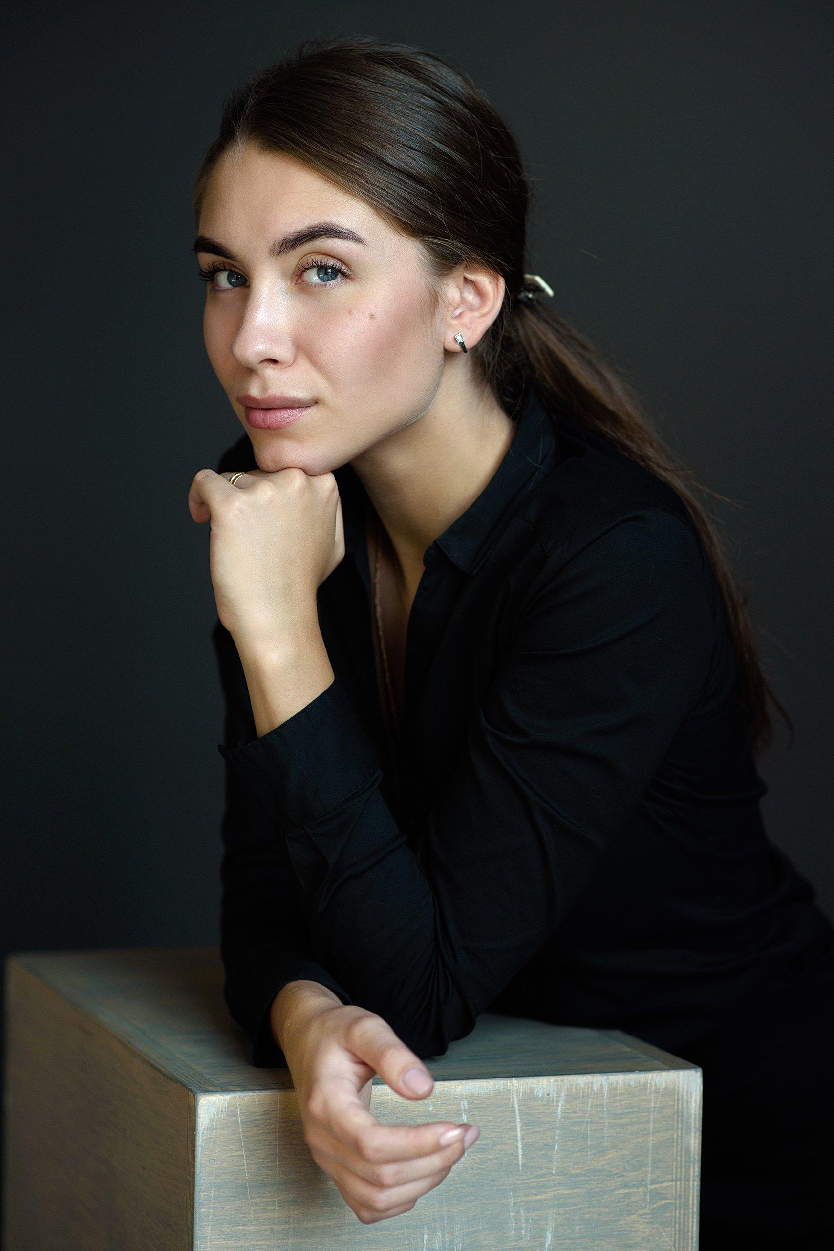 portrait, портрет, Nikon, 85mm, Никон, Александр Макушин