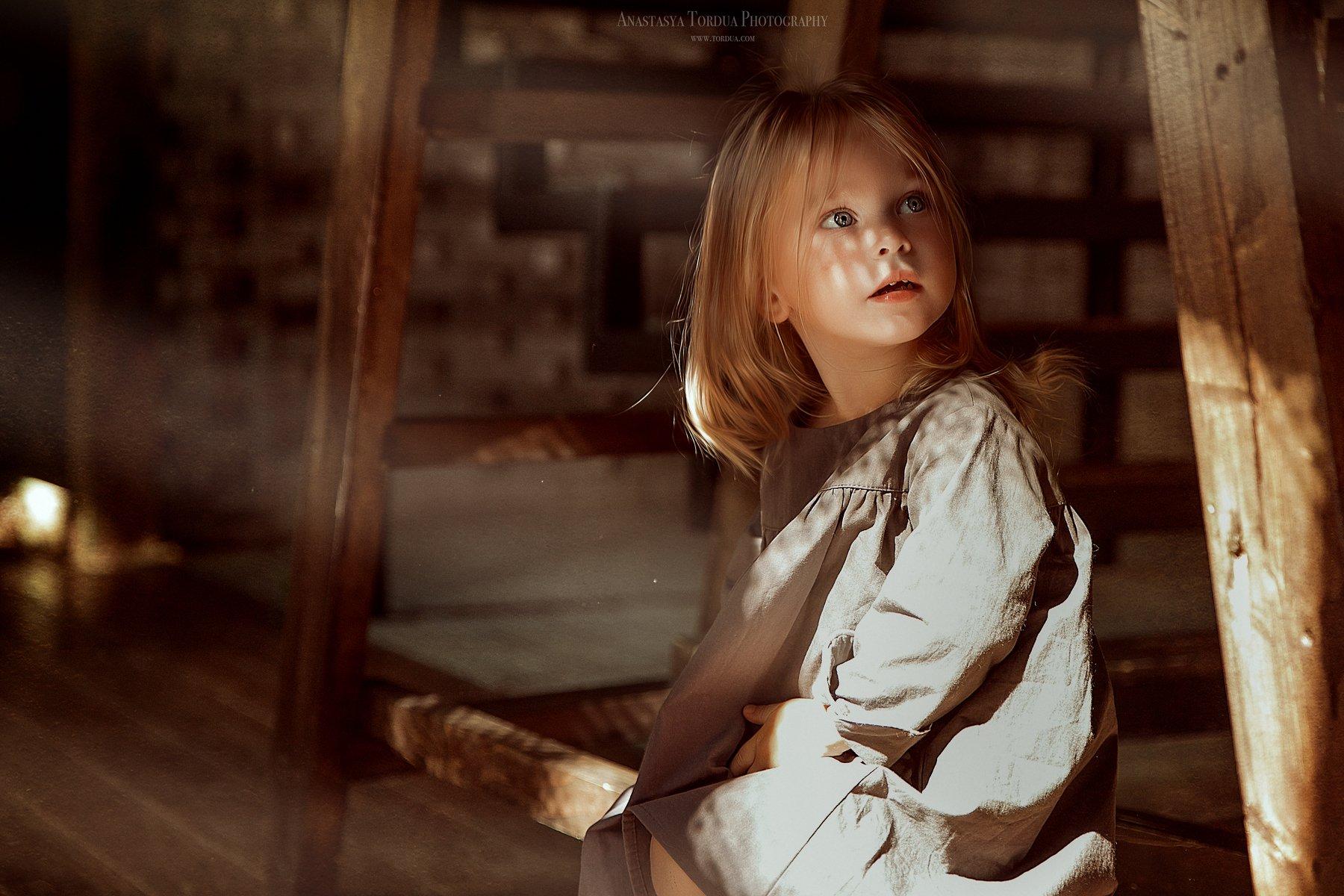 детки солнце пылинки лучи малышки детскаясъемка, Анастасия Тордуа