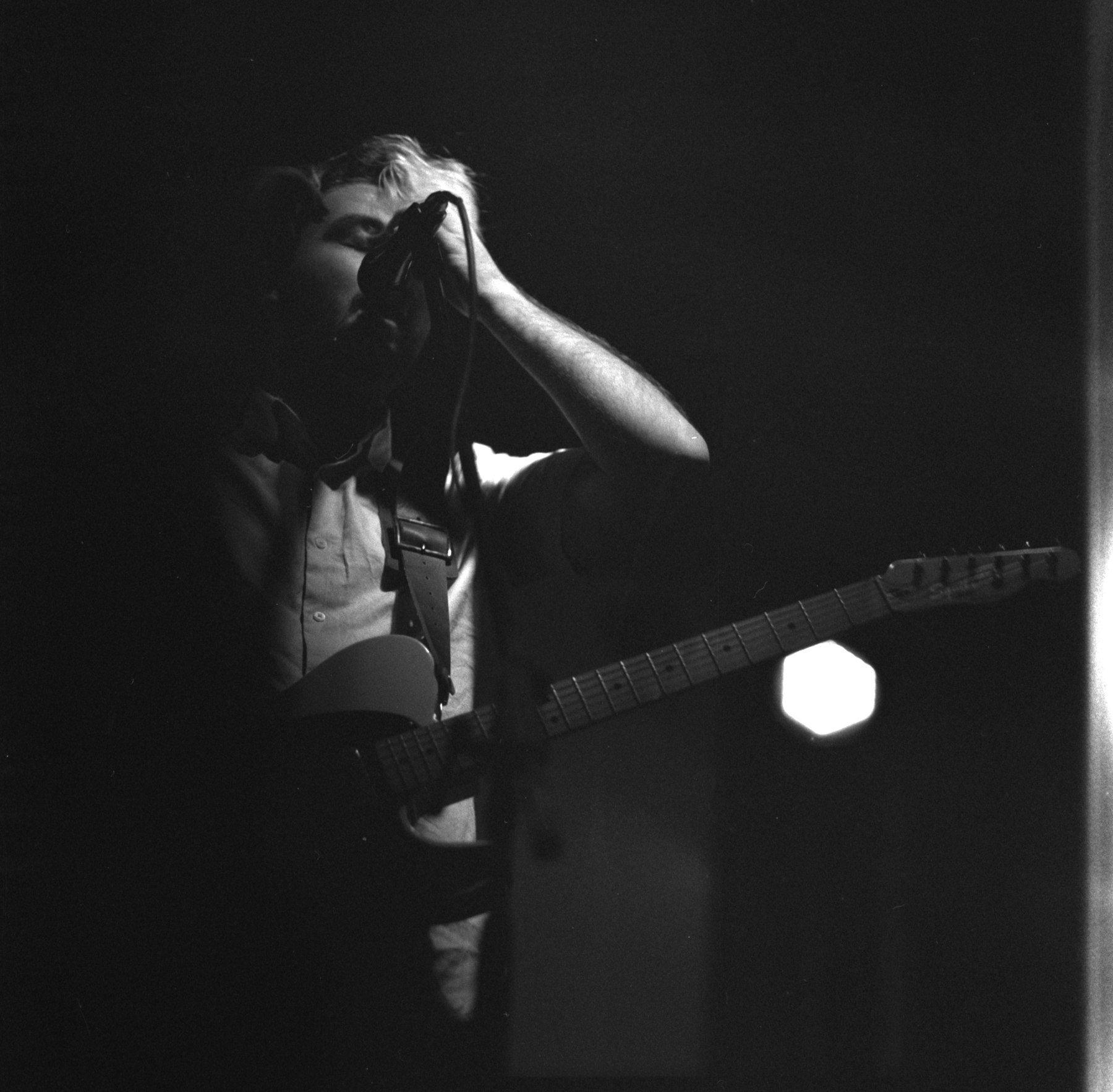 film, concert, black, white, scene, bulgaria, rock, bank, guitar, Evgeny Ivanov