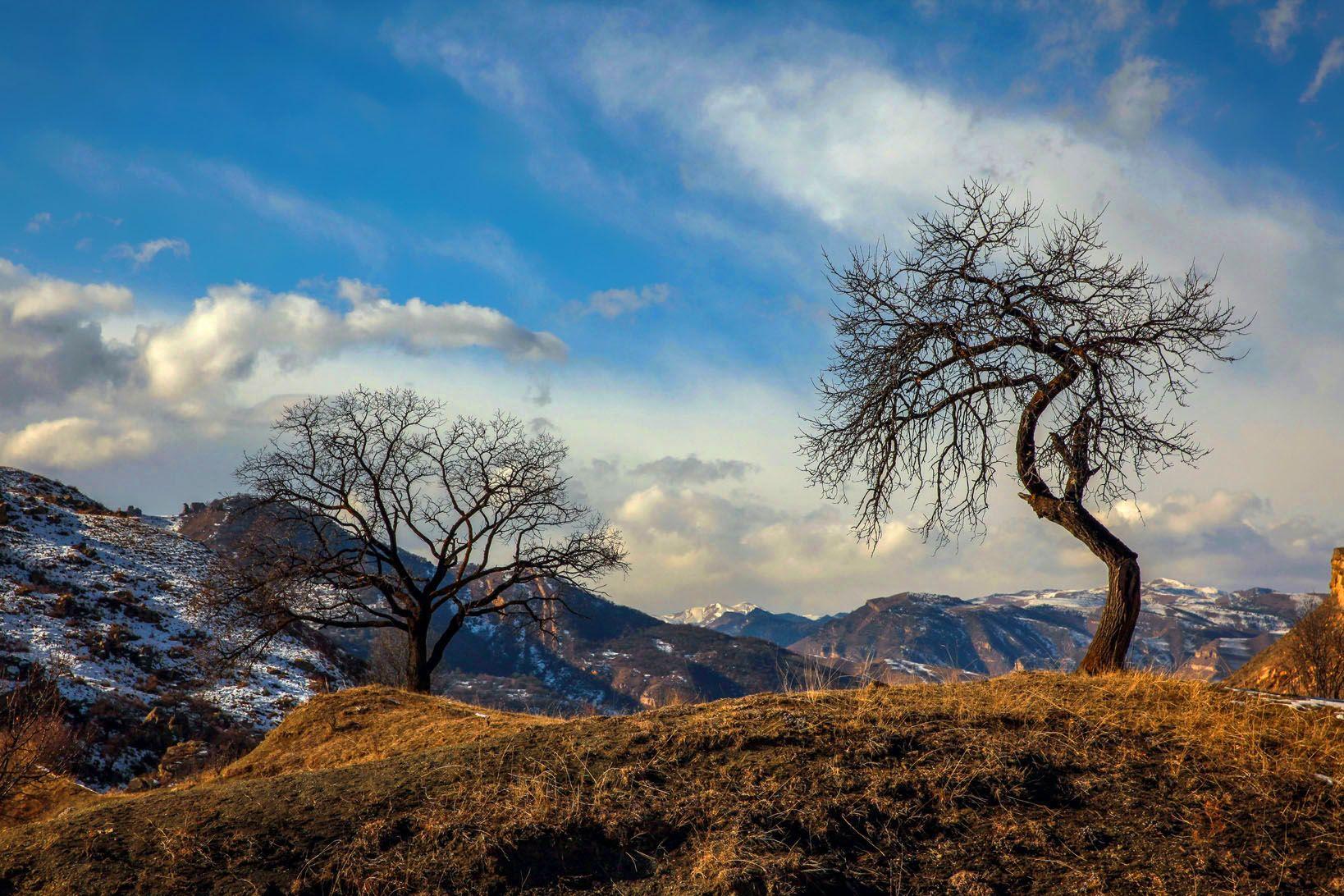 горы,зима,просторы,дагестан, Марат Магов