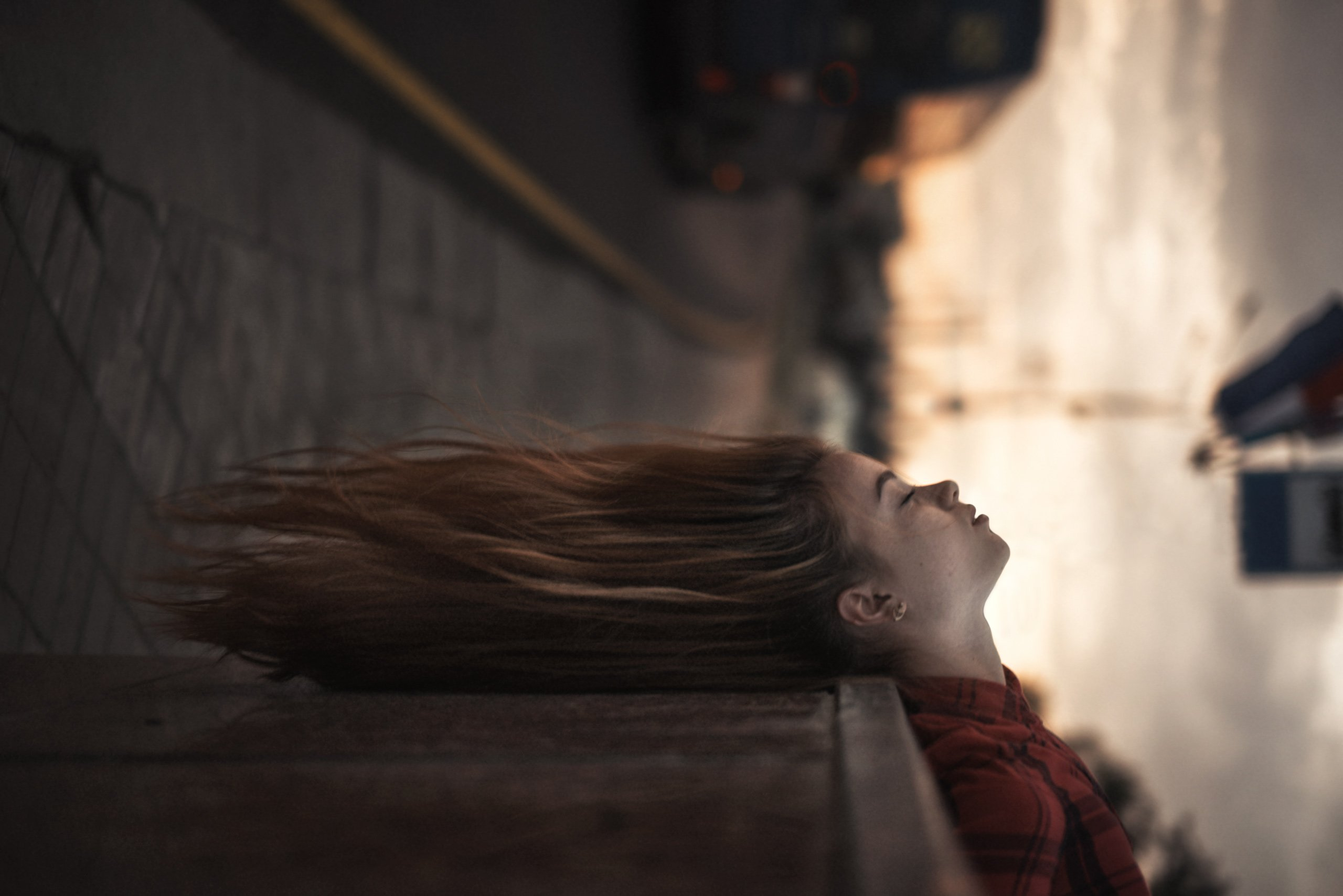 девушка, портрет, настроение, Александр Тишкевич