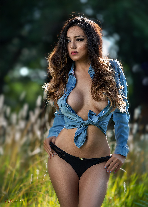sexy, portrait, cute, beautiful, latin, girl, model, cute, hot, Luis Gastón