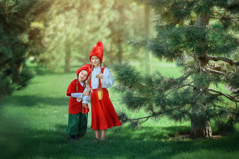 гномики, гномы, лето, сестренки, девочки,girls, summer, друзья, солнышко, лучи, happy, happiness, Юлия Сафонова