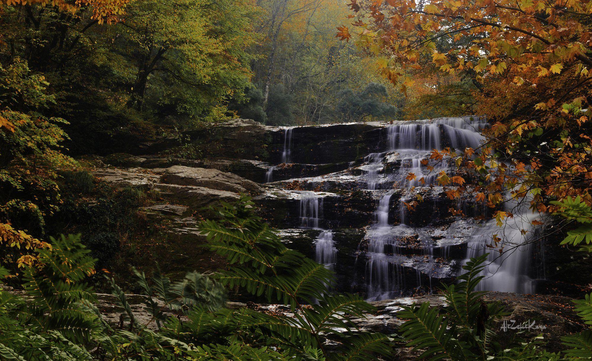 #autumn #colors #suuctu #waterfall, Ali Zeki Kaya