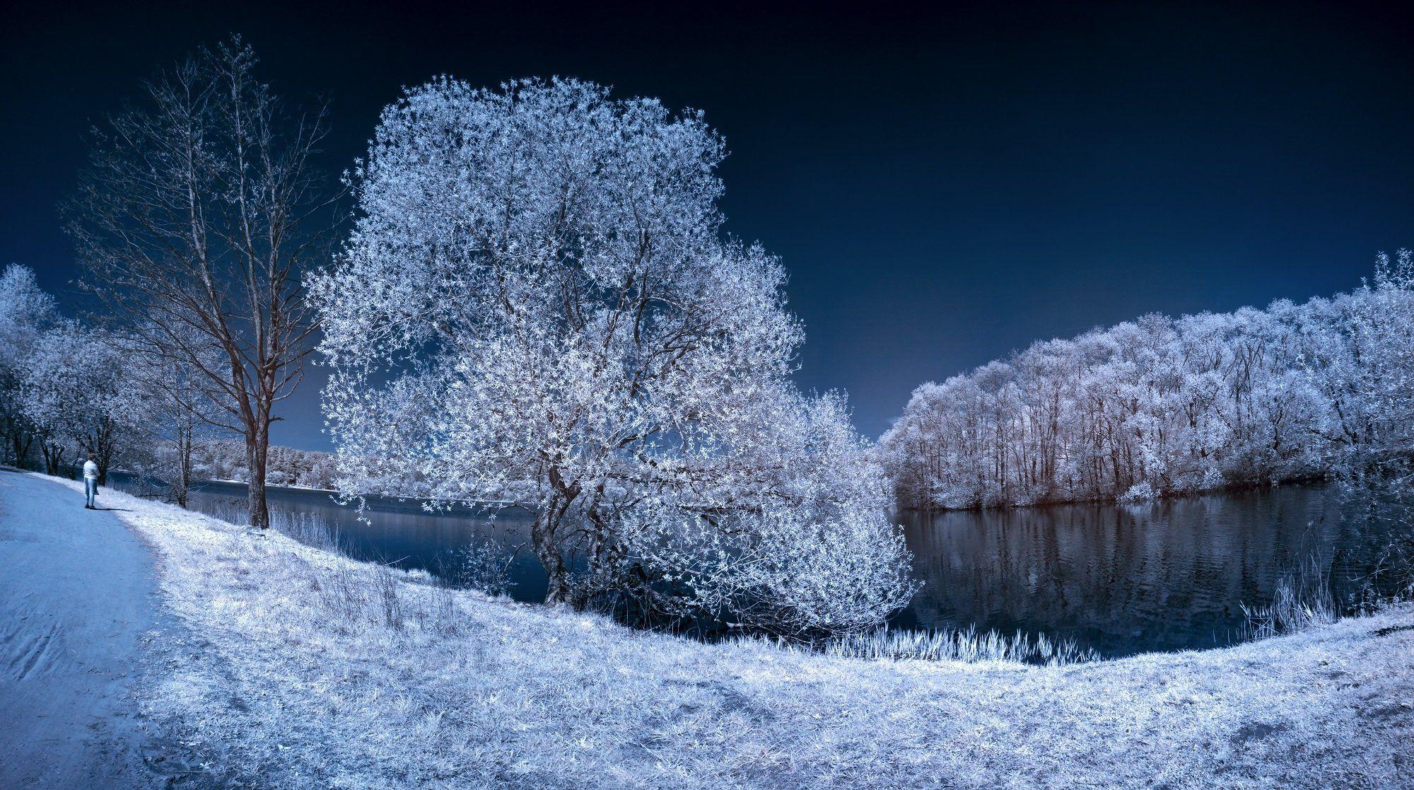 infrared,ик-фото,инфракрасное фото,инфракрасная фотография,пейзаж,природа,беларусь,весна, Sixten ( Сергей )