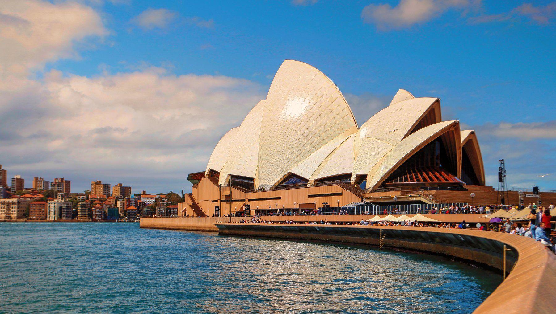 Opera  Sydney Australia, Lilia Tkachenko