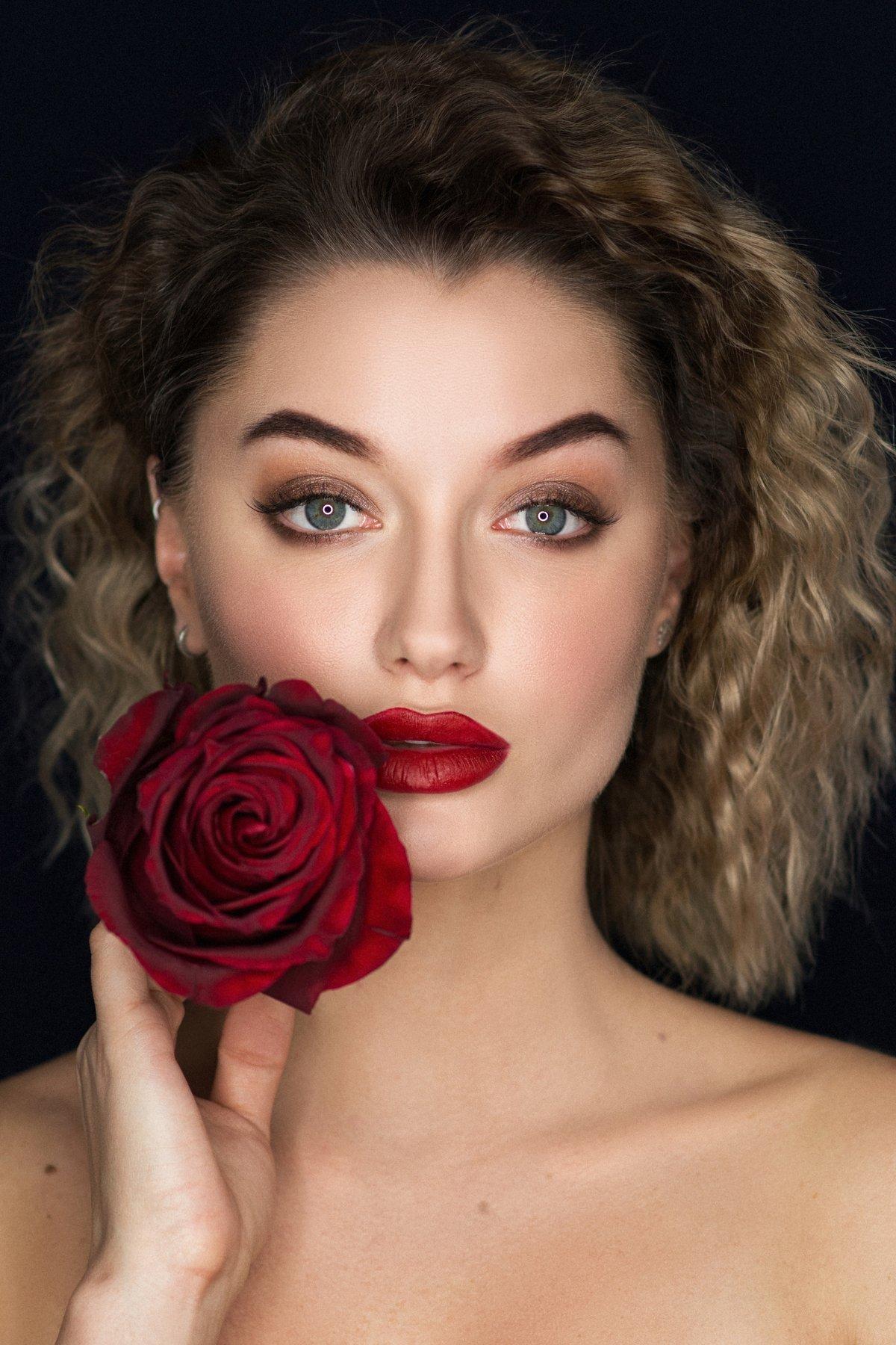 портрет, portrait, девушка, girl, красота, Диана Хилько