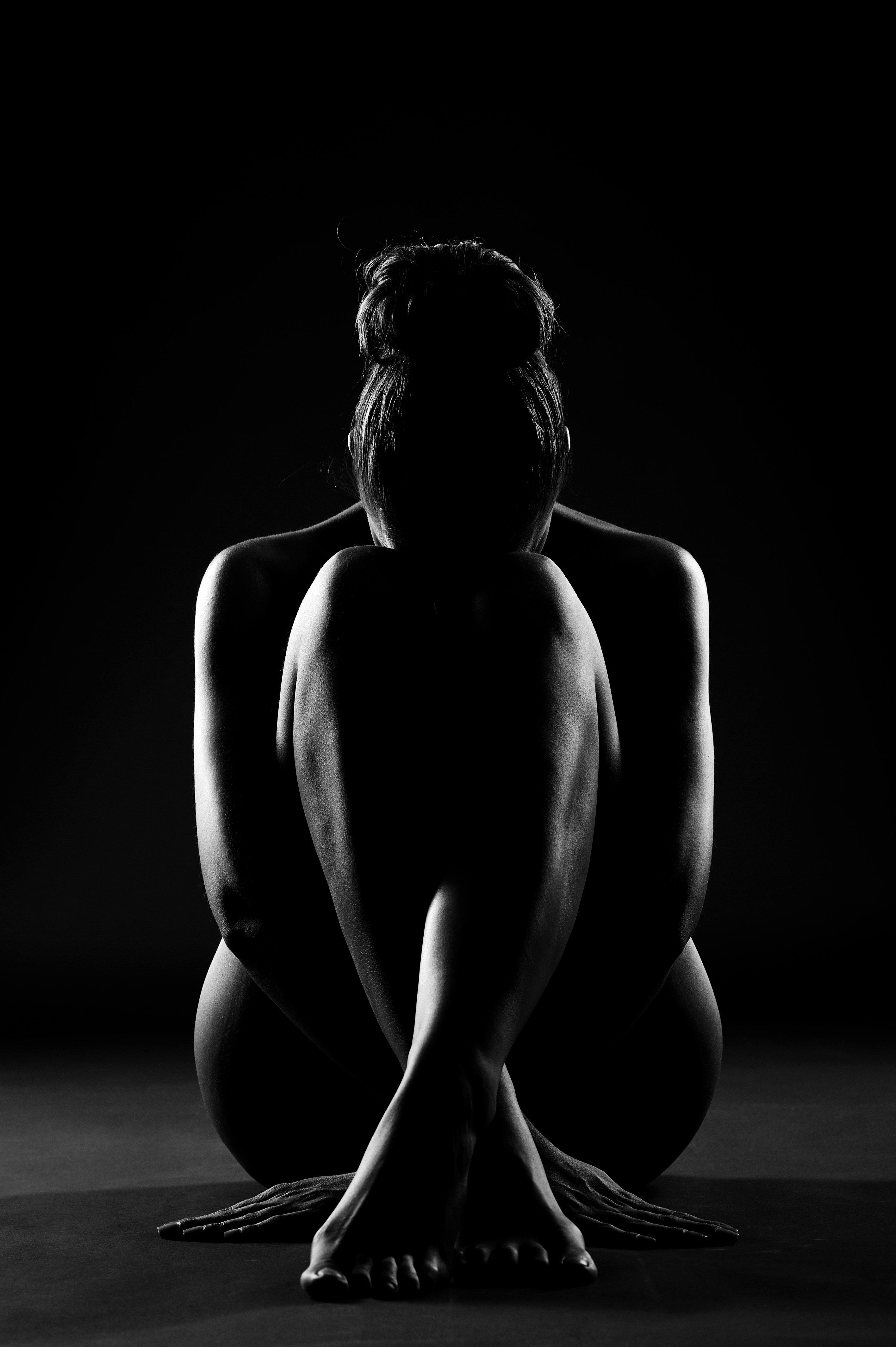 девушка,ню,симметрия, Влад Шуман