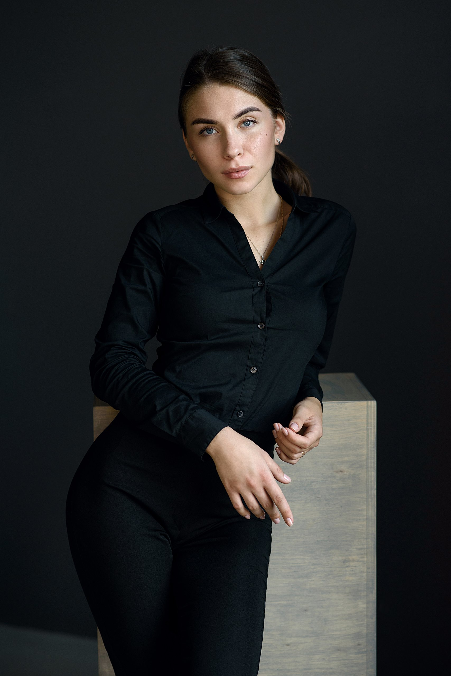 портрет, portrait, nikon, Russia, Александр Макушин