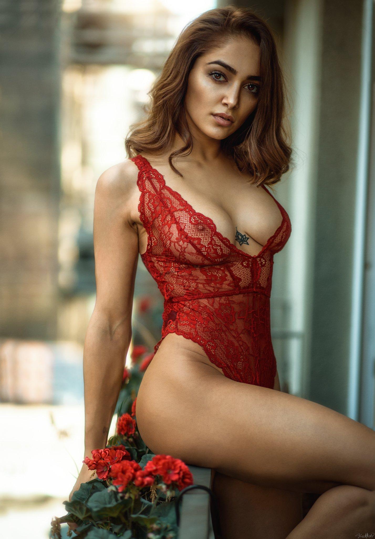 sexy, body, model, red, glamour, eyes, hair, face, beauty, natural, light, beautiful, pretty, nikon, 85mm, Каан Алтындал