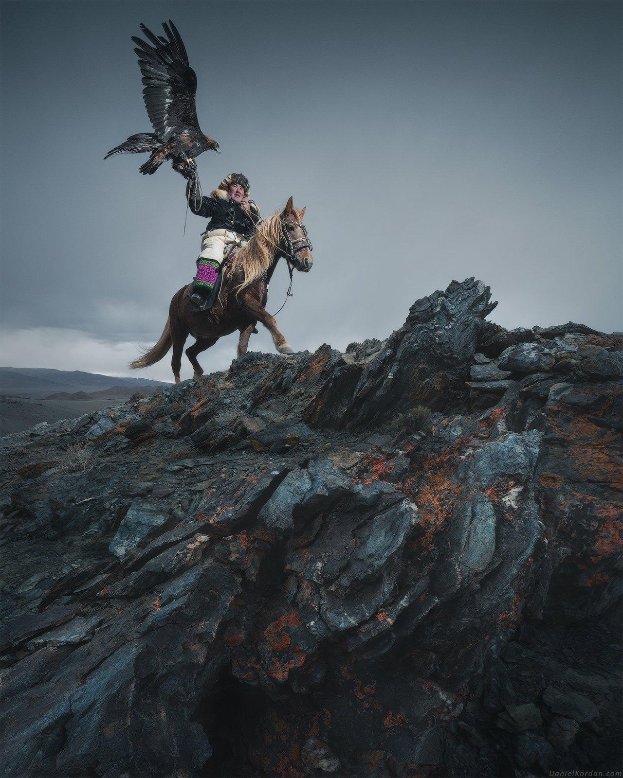 Монголия, Даниил Коржонов
