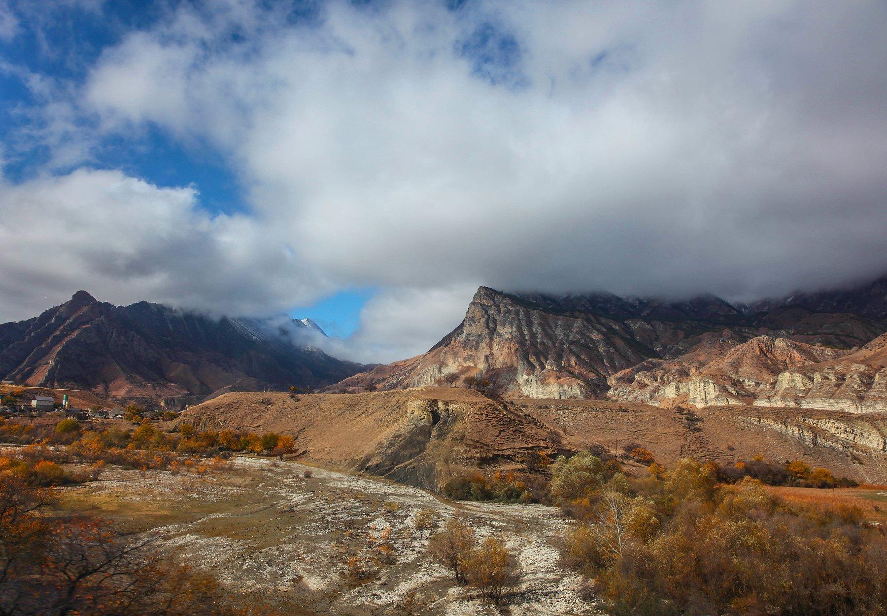 горы,осень,природа,дагестан., Марат Магов