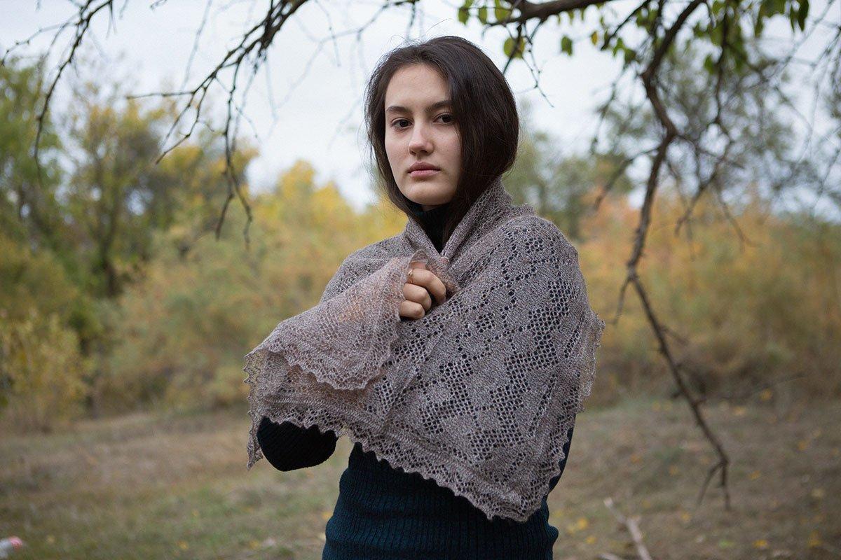 портрет, женский портрет, девушка, осень, фотограф, портретный фотограф, портрет девушки, Ольга Юсупова