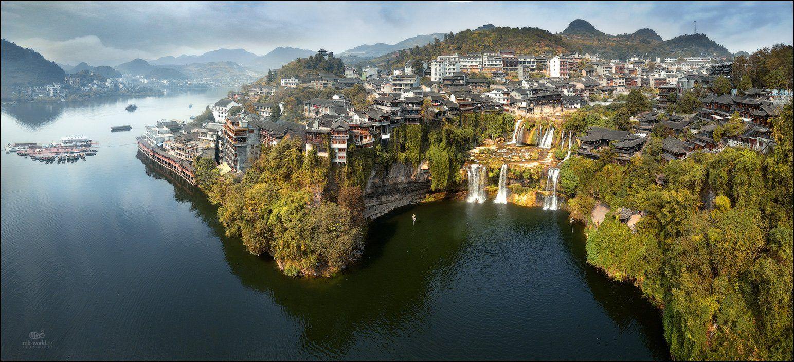 Китай, город, дрон, аэрофотосъемка, фототур, Mikhail Vorobyev