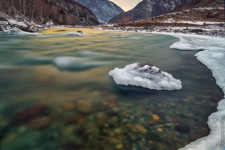алтай, горный алтай, пейзаж, mountains, чуя, осень, Светлана Казина