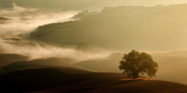 tuscany, italy, toscana, landscape, Jakub